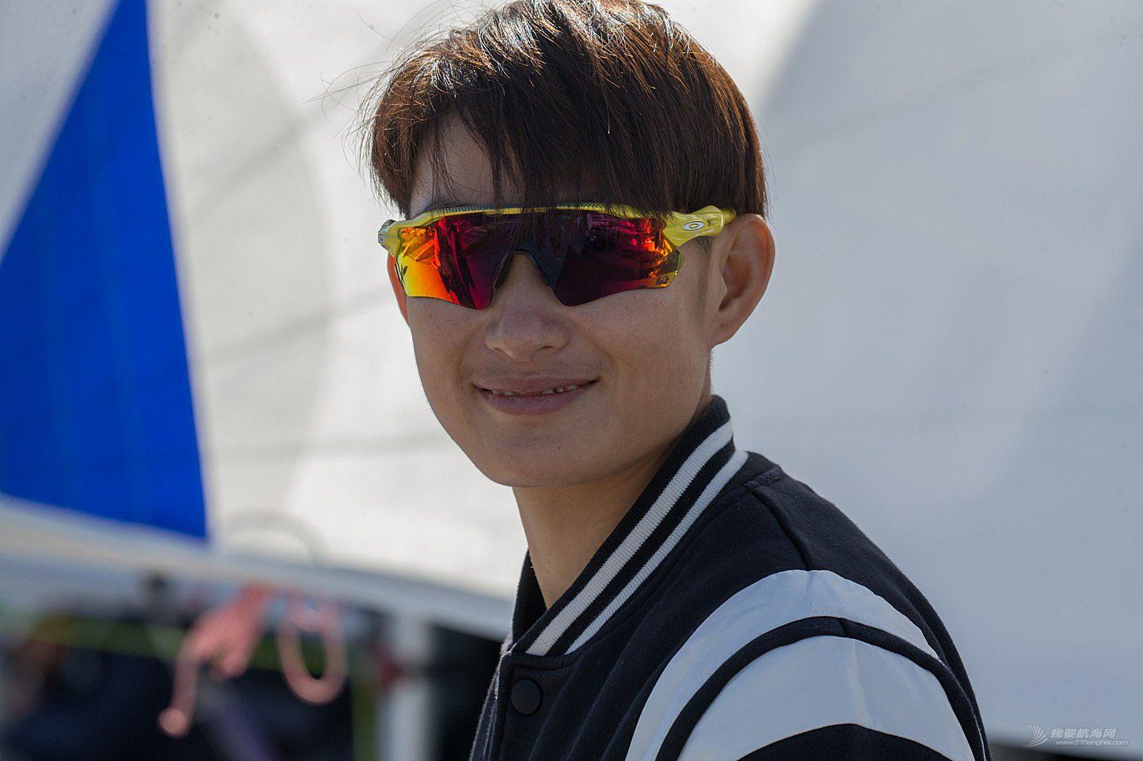 2018中国帆船联赛潍坊站27日国手赛事图片1