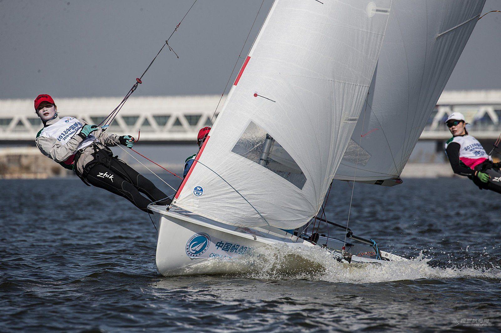 中国帆船联赛潍坊站28日国手赛事图片3