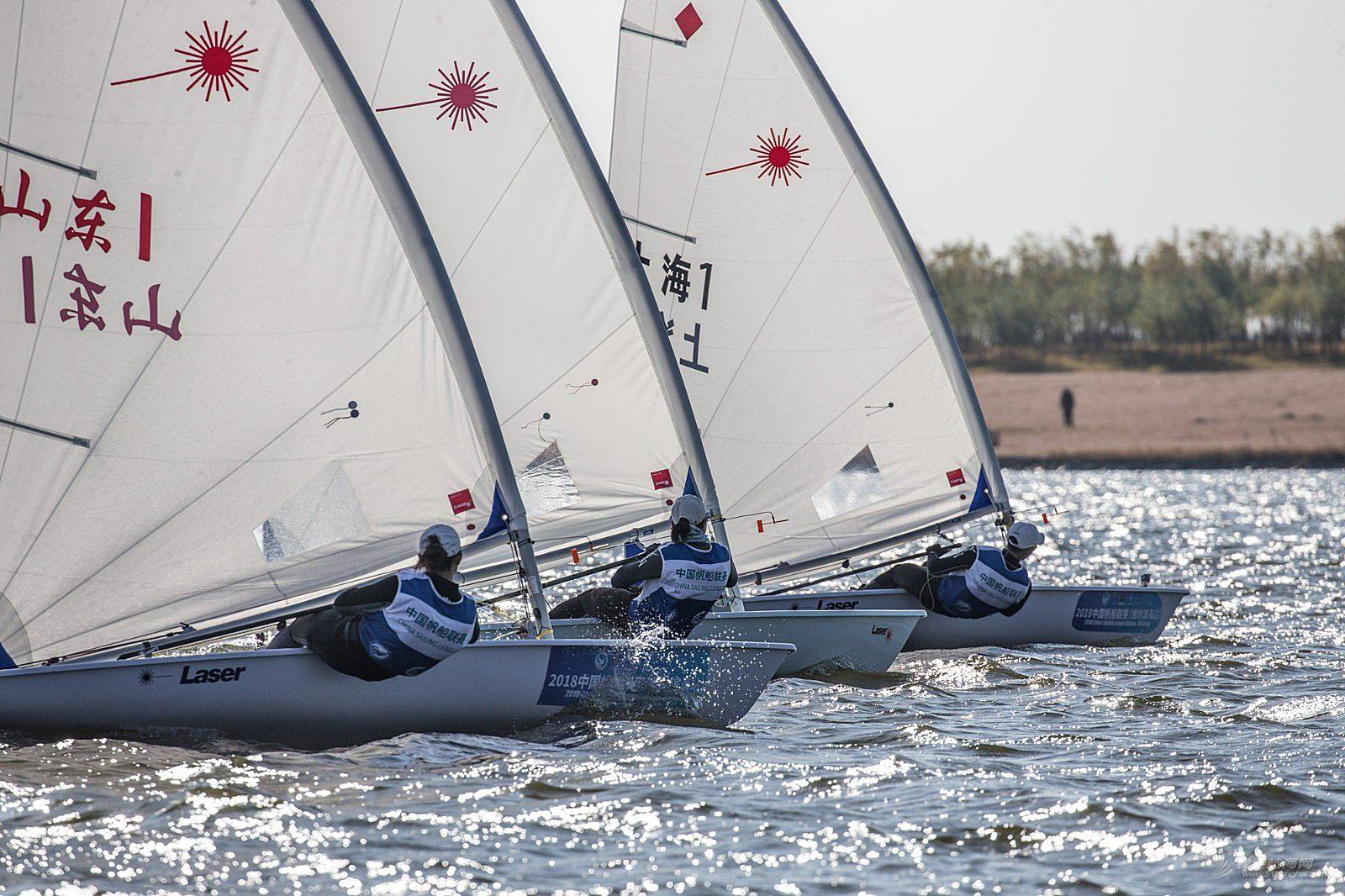 中国帆船联赛潍坊站28日国手赛事图片4