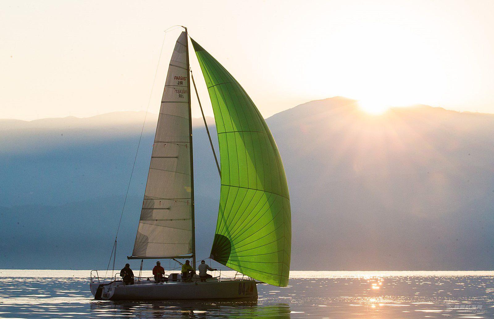 诺莱仕帆船队夺冠 2018西昌邛海国际帆船赛圆满落幕