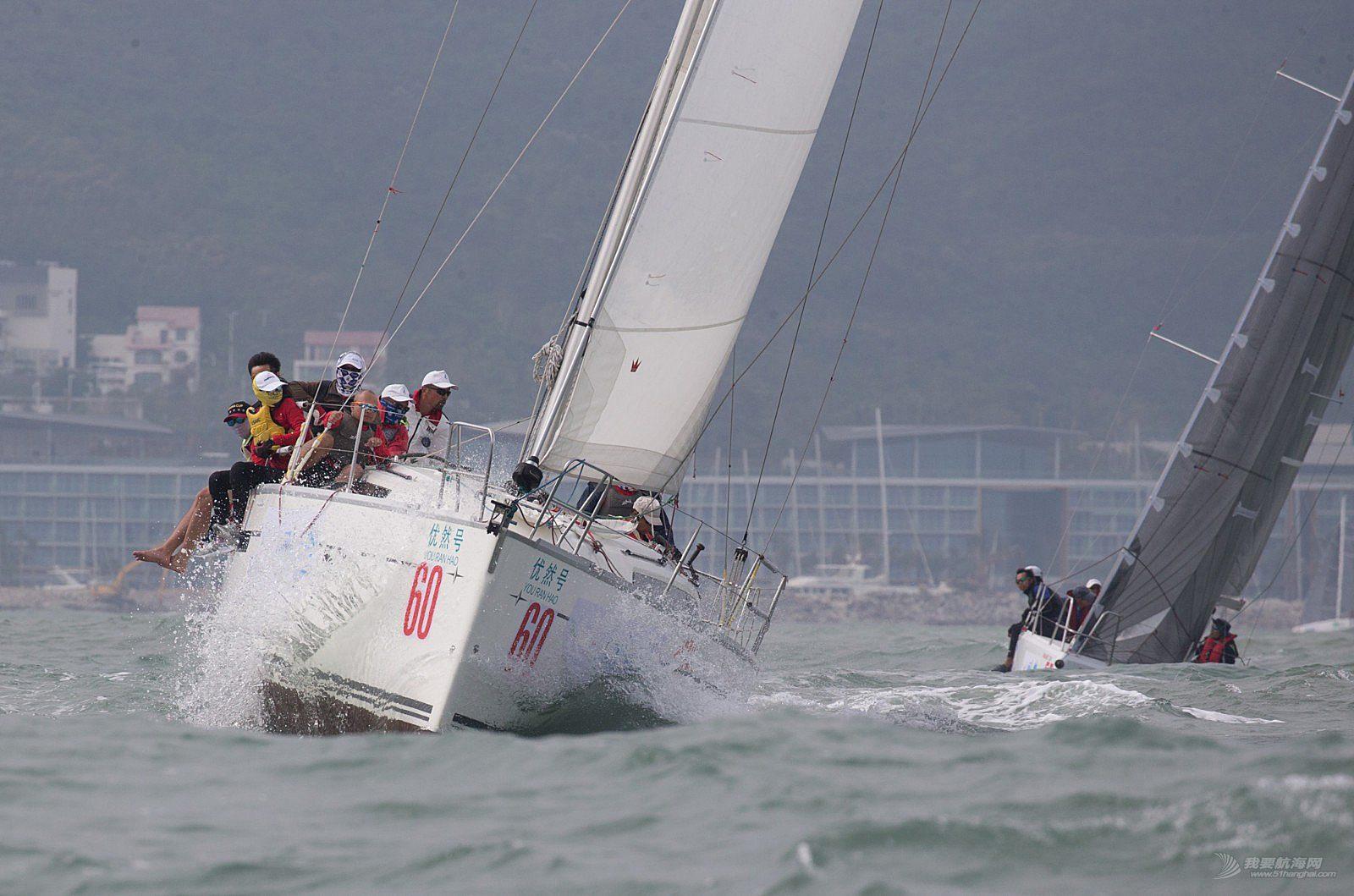 2018第十二届中国杯帆船赛10日赛事图片贴1