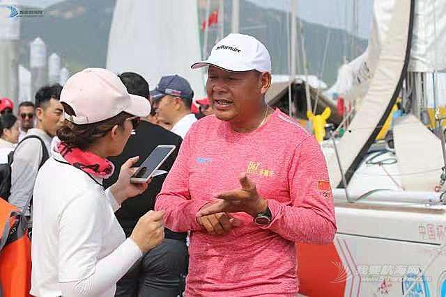从悉尼霍巴特到中国杯,诺莱仕帆船队全华人班底的海上传奇