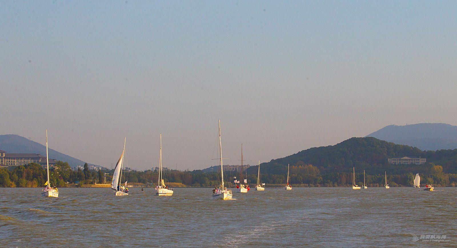 2018环太湖国际帆船拉力赛竞赛第二日 长航尽显英雄本色