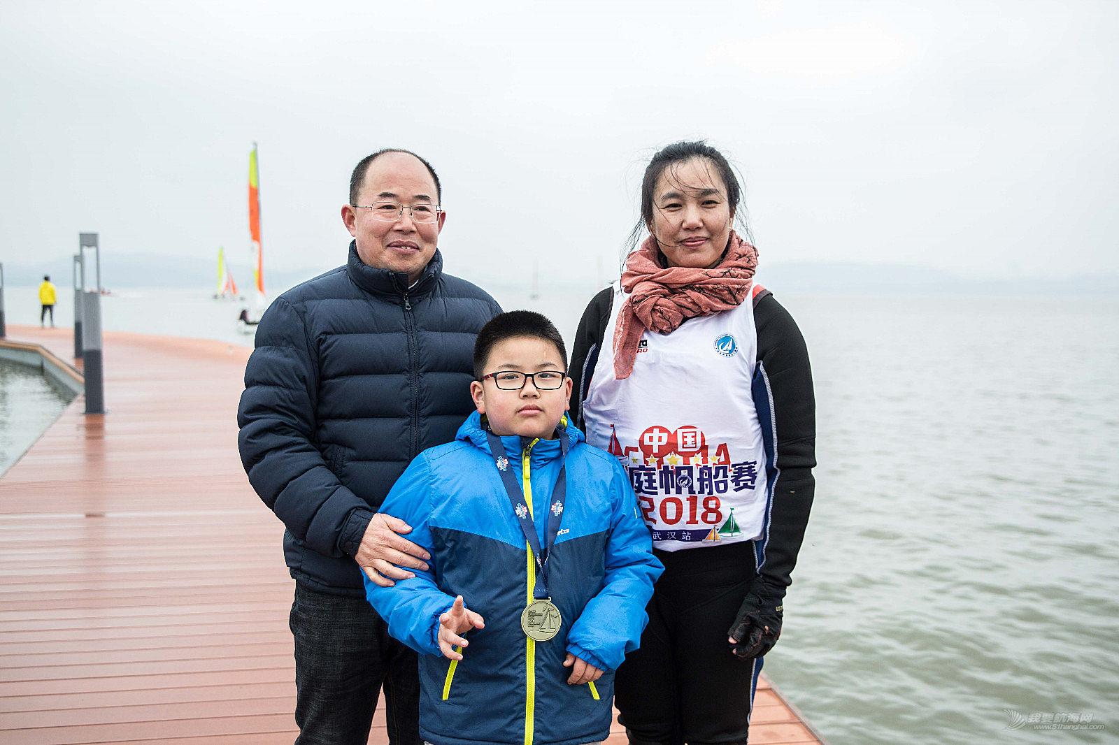 2018中国家庭帆船赛武汉站赛事图片集锦3