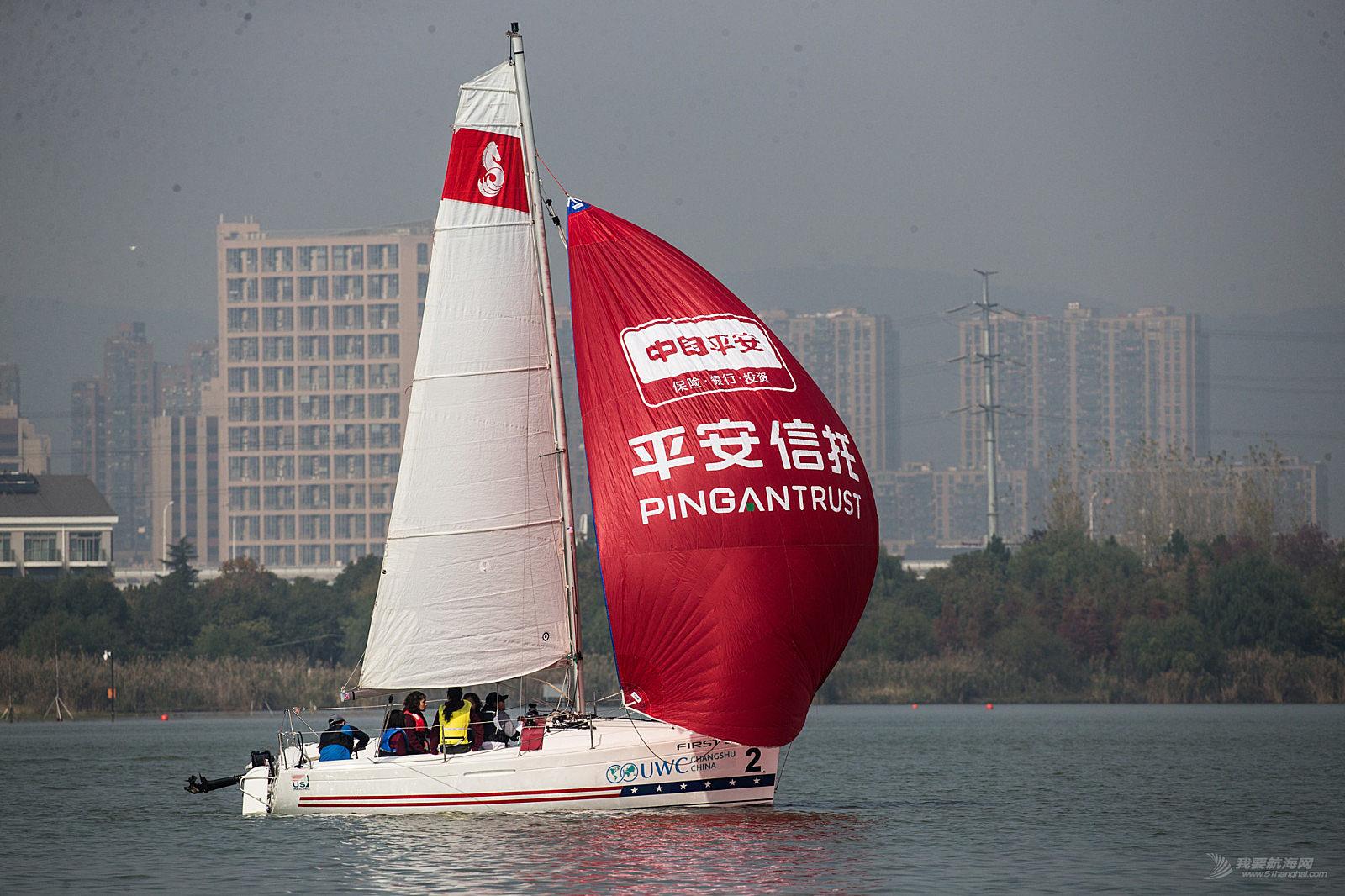 学校里举办帆船比赛?常熟世界联合学院做到了!