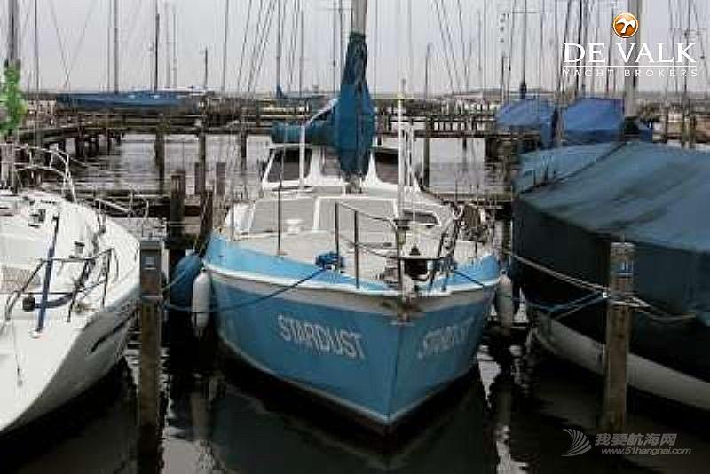 介绍一个德国铝质自制帆船设计REINKE