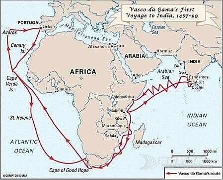 世界航海史概要
