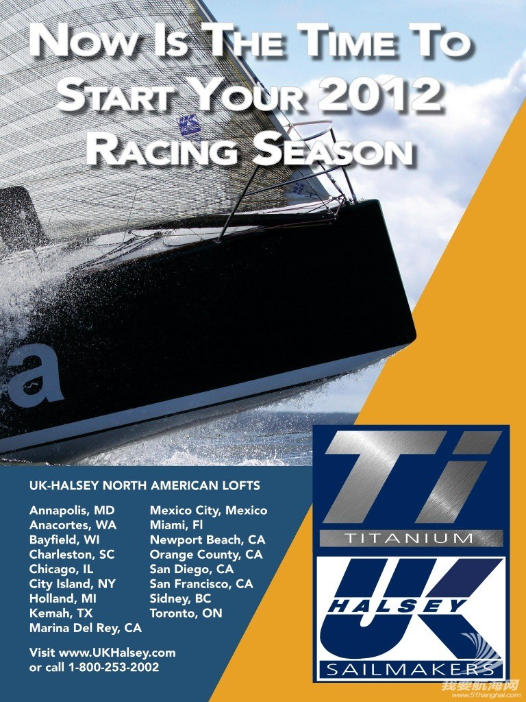 sailing world 帆船世界杂志5