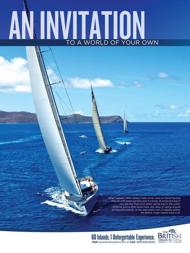 sailing world 帆船世界杂志7