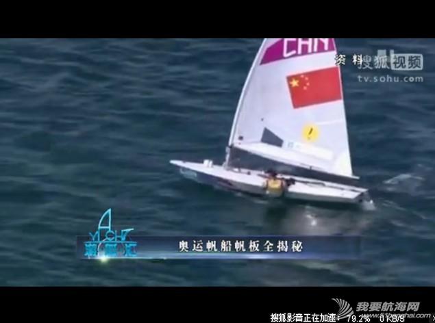 奥运帆船项目揭秘