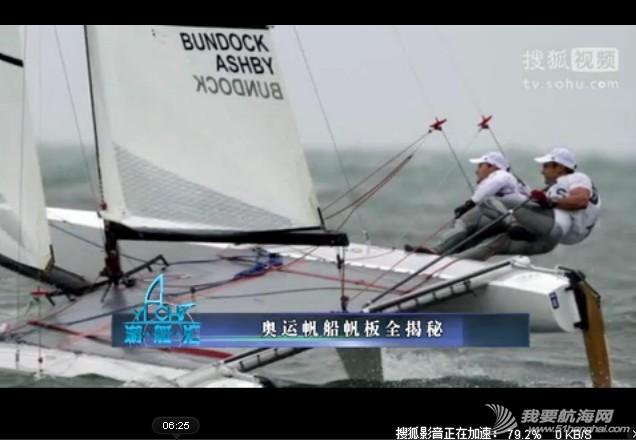 奥运帆船项目