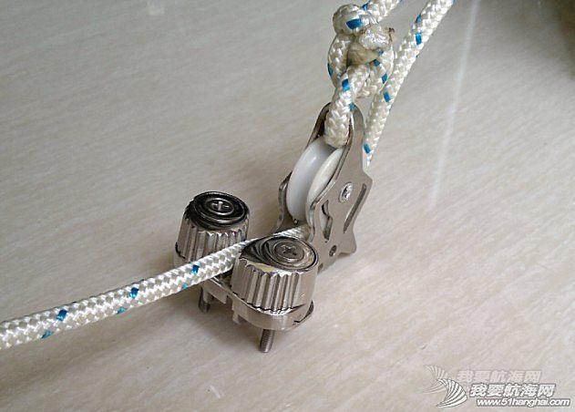 帆船,帆船配件,滑轮,烟斗制作,不锈钢滑轮 我自己制作的滑轮