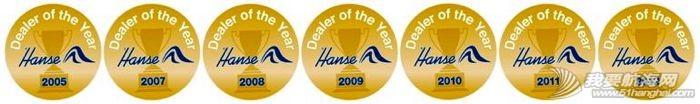 汉斯,帆船,最佳,年度,Hanse345 汉斯帆船的获奖历史  141130unz8u4vdu668qwtt