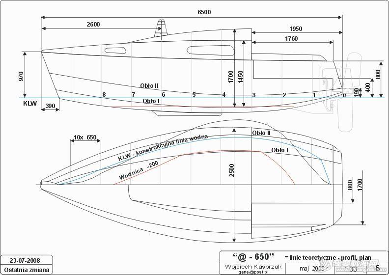 nbsp,帆船,想法,6.5m,能到 请给意见:DIY小帆船(6.5m)船体基本完工  221036emwj6nkzntusirkq