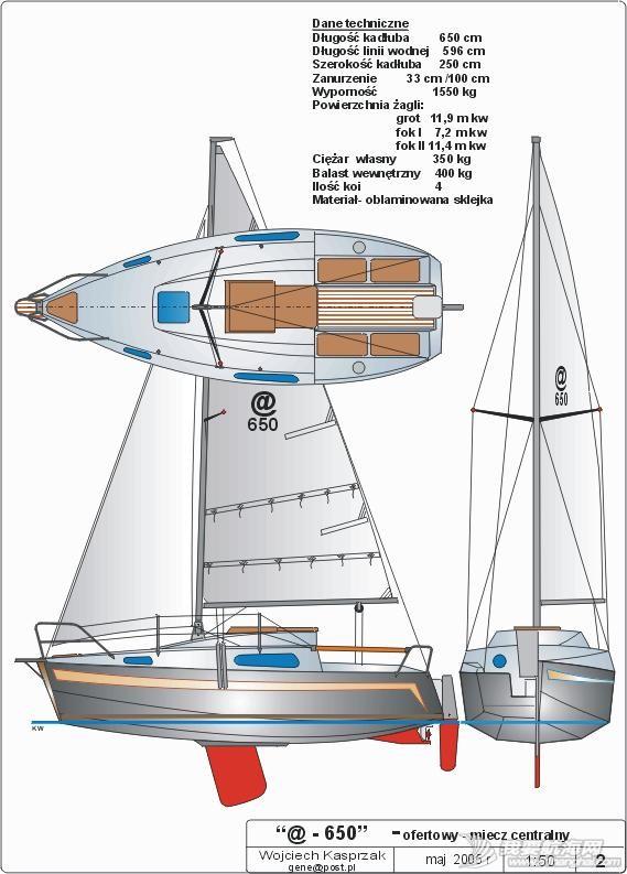 nbsp,帆船,想法,6.5m,能到 请给意见:DIY小帆船(6.5m)船体基本完工  221036vpsc3i6vg2pi3vp7