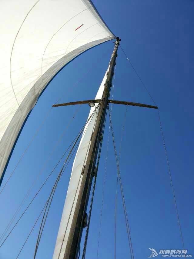 帆船,桅杆,部分,香港,导轨 仿古帆船6万转让,一条可以远航的帆船  150930kvrxtt9dck5w55ro