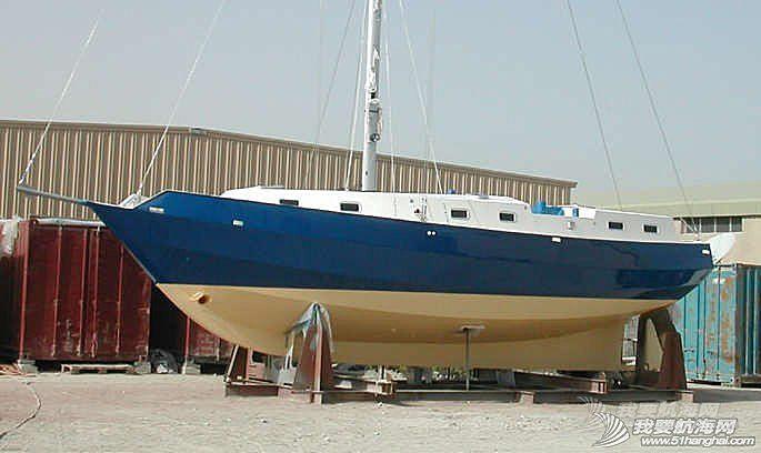帆船 钢制帆船SPRAY_370
