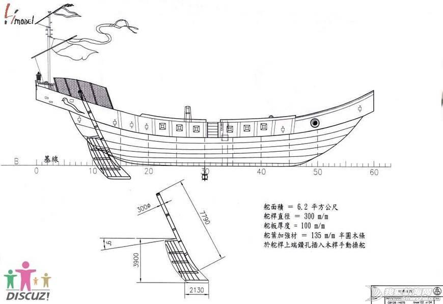 中式,真正,郑成功,中国,帆船 郑成功的战船——真正的中式帆船战舰  100957o0o12d0nxid2k0nx