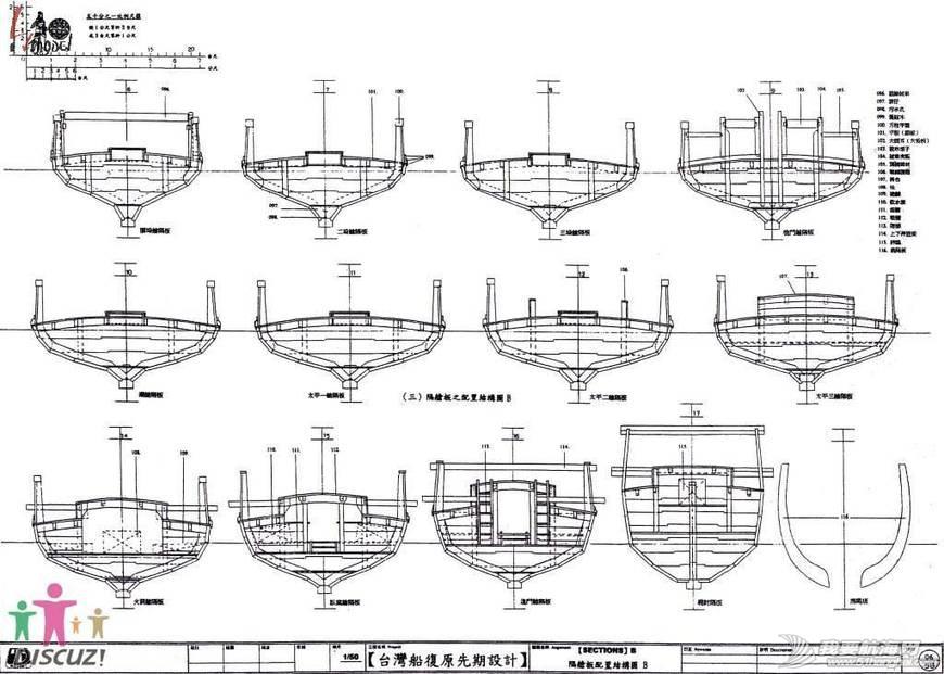 中式,真正,郑成功,中国,帆船 郑成功的战船——真正的中式帆船战舰  101007qklyjsssbvpjpkjy