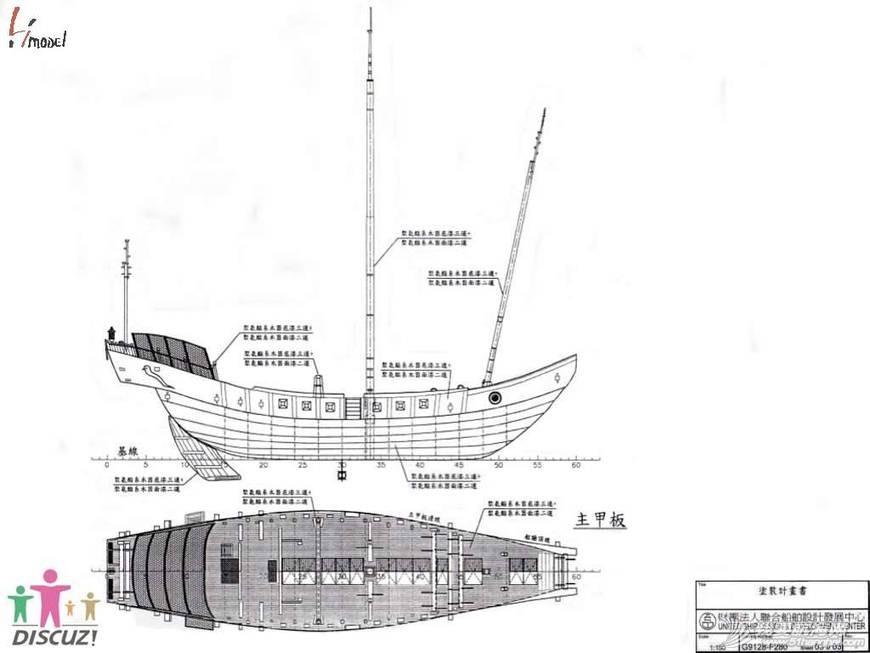 中式,真正,郑成功,中国,帆船 郑成功的战船——真正的中式帆船战舰  101015o58j33iodhohemr5