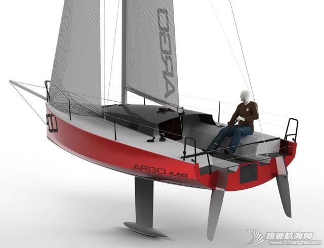 MINI TRANSAT 650帆船