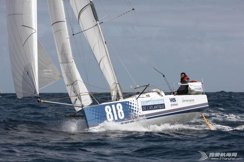 最小的跨洋帆船