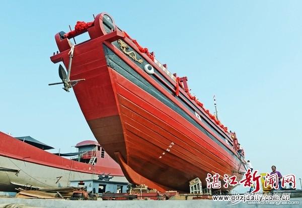 南海一号仿古船