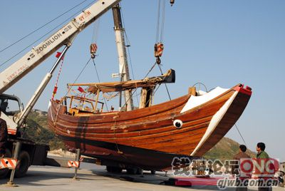 乌浪鼓帆船