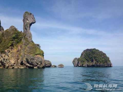 """达曼,帆船,海中,心安,北京 海上""""新航线""""——泰国安达曼海春节帆船游 安达曼海 104300mowanek33f33gooa"""