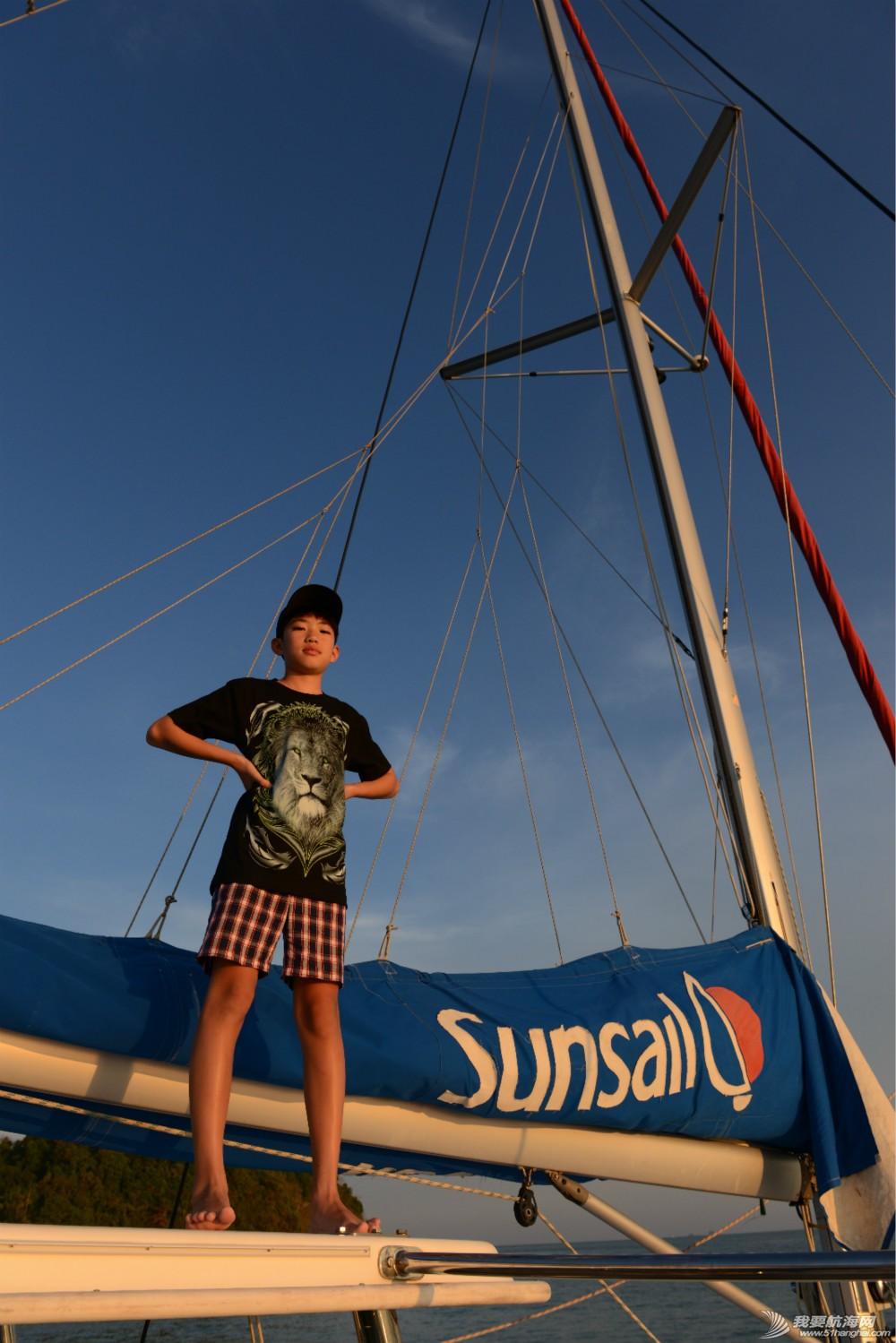 北京航海中心安达曼海帆船游