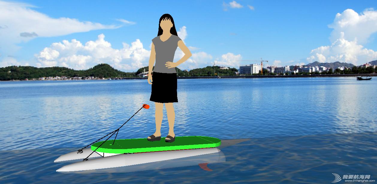冲浪板,充气,高手,DIY,电动 最简单的DIY电动充气冲浪板设计 效果图1 122118pig01y11z41eipbx