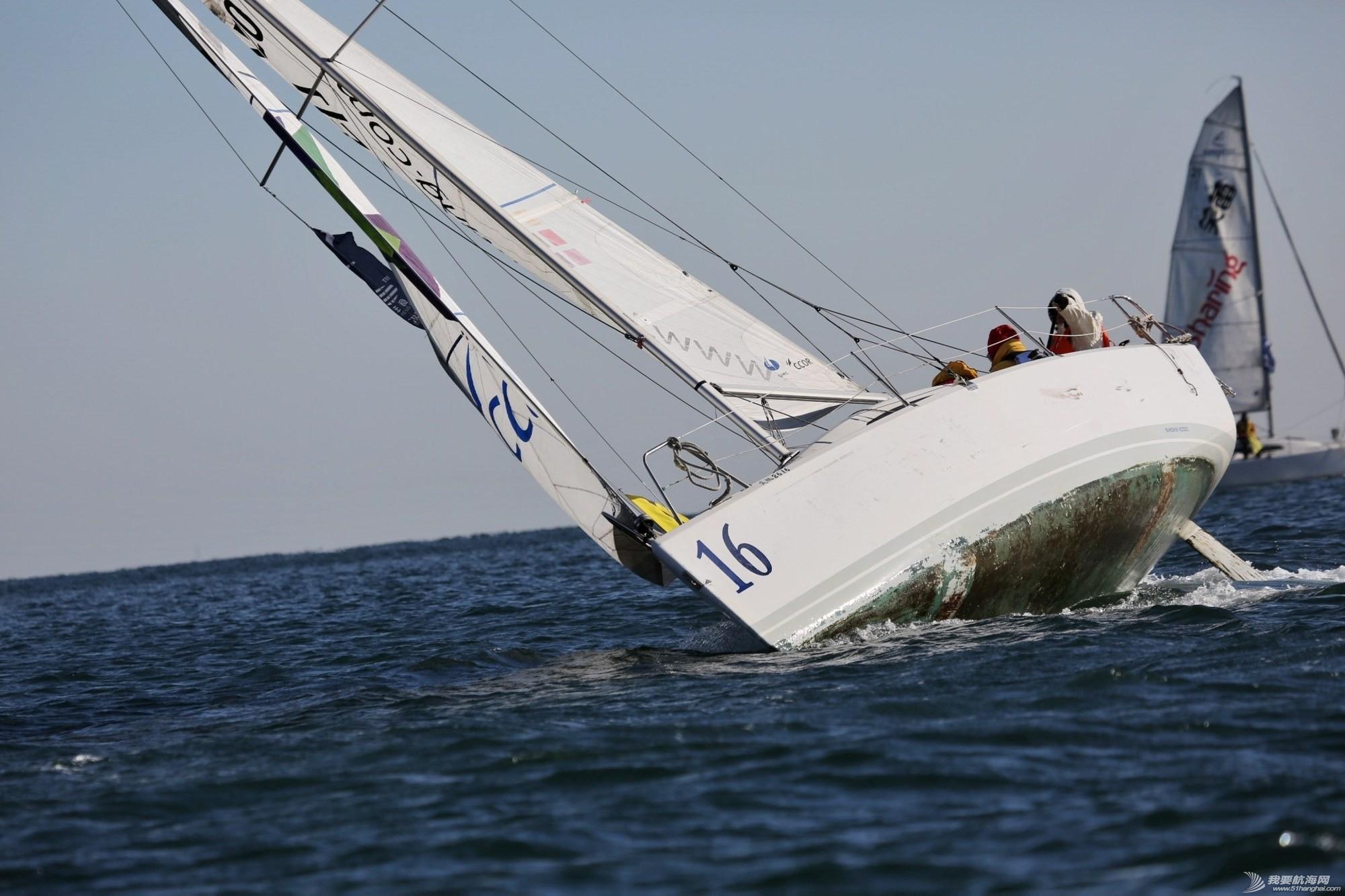 CCOR帆船赛
