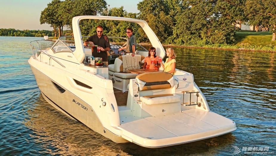 nbsp,尔森,Larson,游艇,自己 美国进口游艇拉尔森CABRIO 315,现船销售  134508mz4jbjoftsa6ngs4