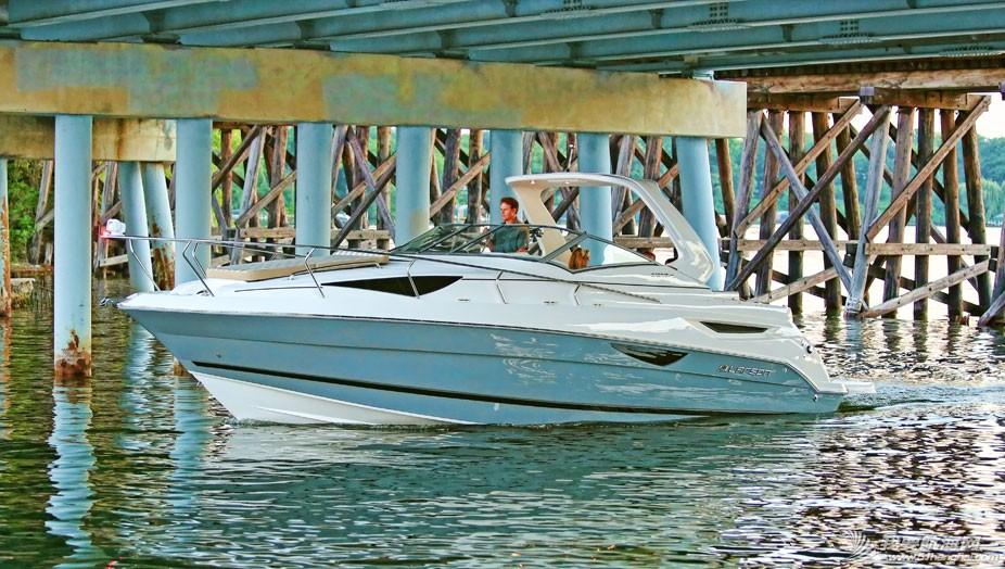 nbsp,尔森,Larson,游艇,自己 美国进口游艇拉尔森CABRIO 315,现船销售  134540wv11na1a6apnpacg