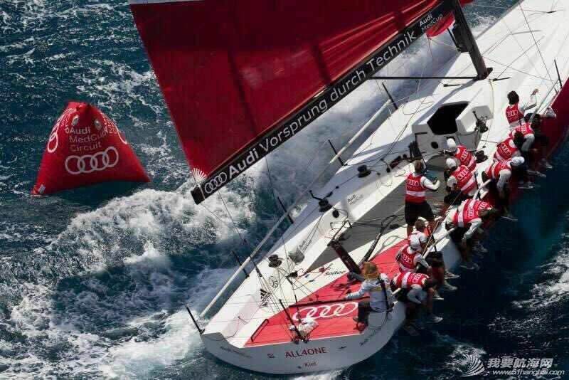 TP52,参加,竞赛,它们,视频 TP52竞赛型帆船比赛视频集锦  090104xulrm2v7614f6f2l