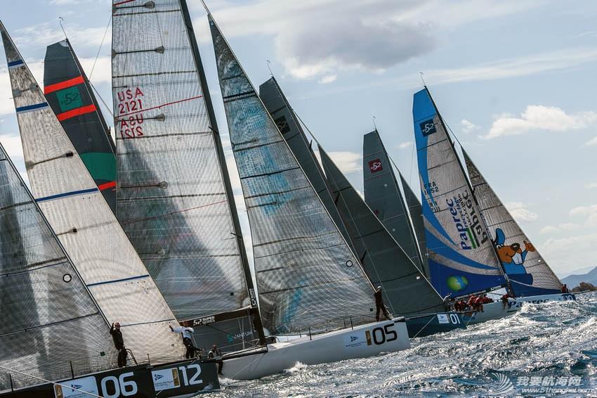 TP52,参加,竞赛,它们,视频 TP52竞赛型帆船比赛视频集锦  140827qkdipi2i3aivapdi