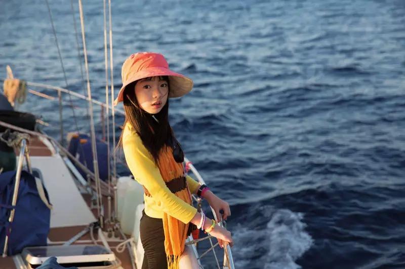 妻子,航海,生活,自己,旅行 一家人 一条船 一个环游世界的梦  223336unkn33n8rtte3bzk