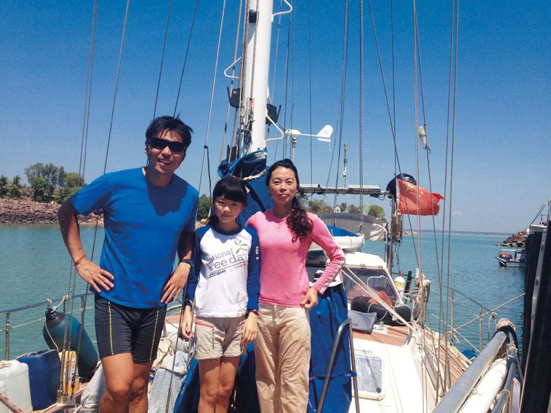 妻子,航海,生活,自己,旅行 一家人 一条船 一个环游世界的梦  223337zhp72shjm4pdx4ds
