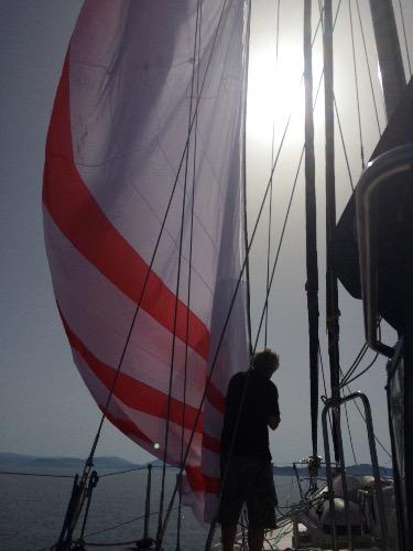 我们,速度,海湾,试航,时候 试航最新设计的新型球帆成功  215807ooqs84j8ojse4i4s
