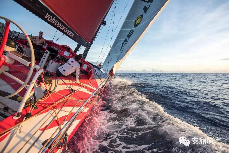 东风,一种,帆船,环球,沃尔沃 东风队2014-15沃尔沃环球帆船赛全程回顾  084116zn8zrb8b6zkm619i