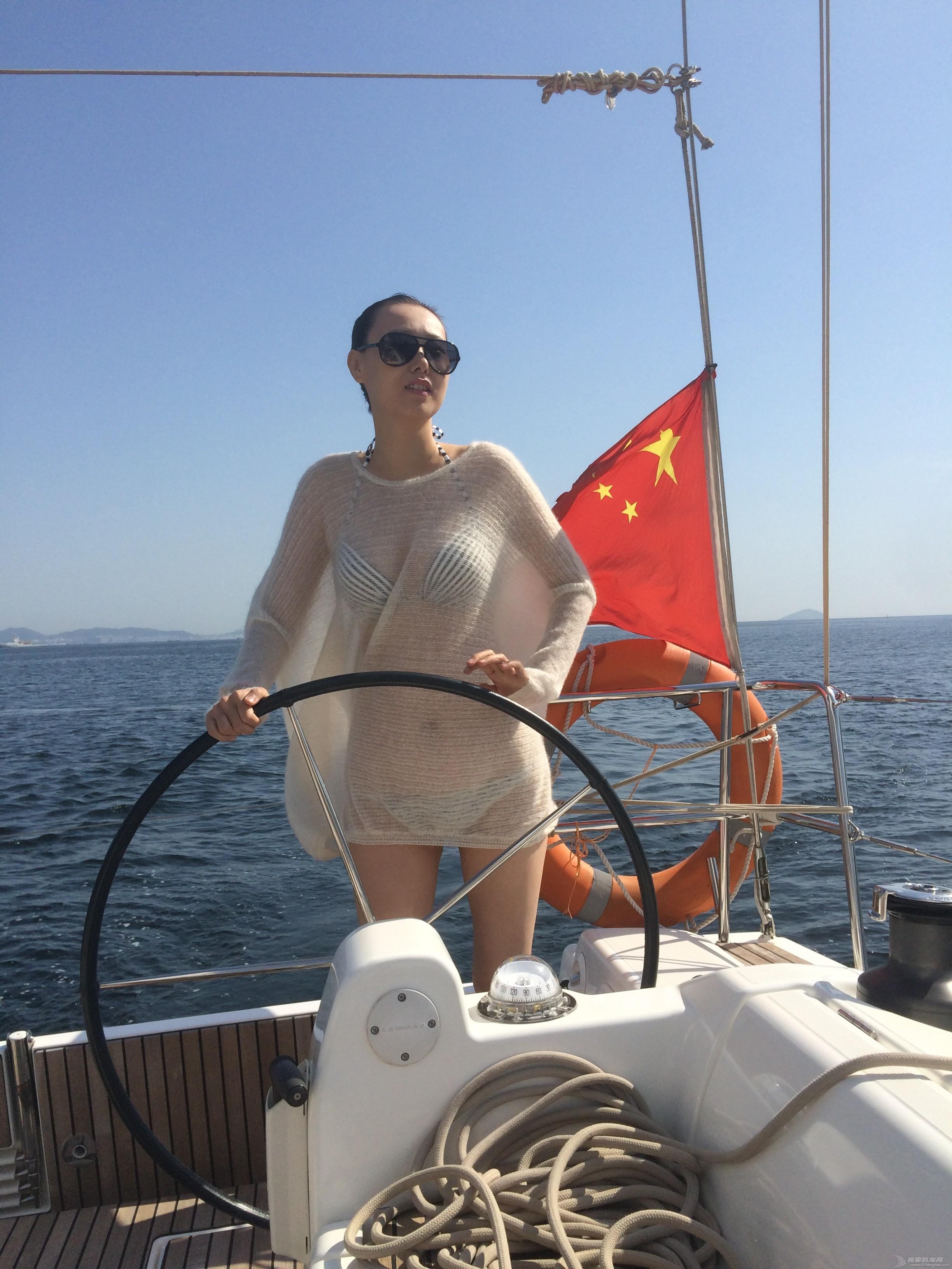 游艇,驾驶培训,船艇,火热,招募 传大片--Ocean girl 驾到!!  095058fajjmqx2bp1qtq1b