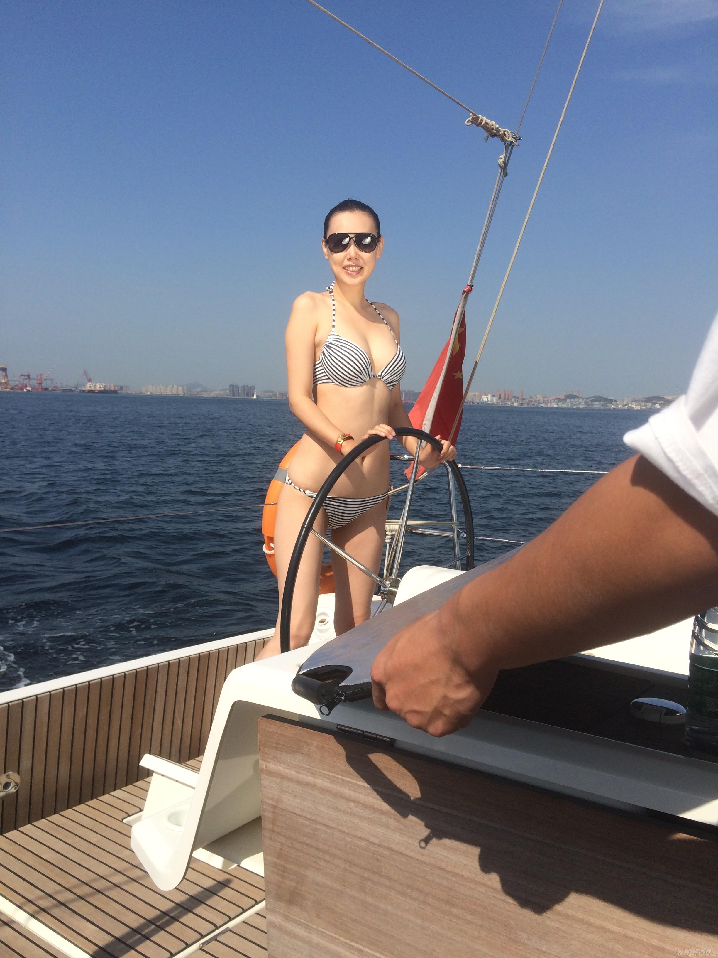 游艇,驾驶培训,船艇,火热,招募 传大片--Ocean girl 驾到!!  095134aaxx6pc7agdiczcd