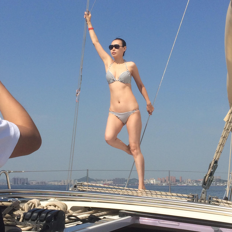 游艇,驾驶培训,船艇,火热,招募 传大片--Ocean girl 驾到!!  095327bcxxw7zwjbbjjx7b