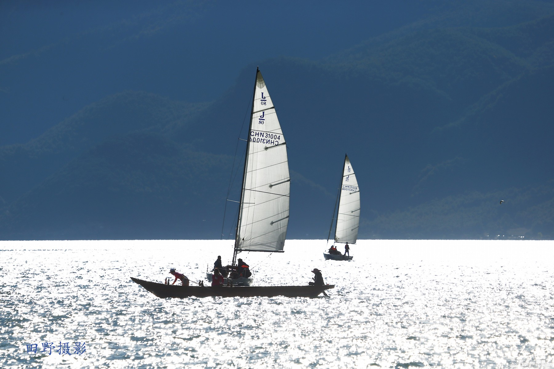 2015四川盐源泸沽湖国际帆船赛