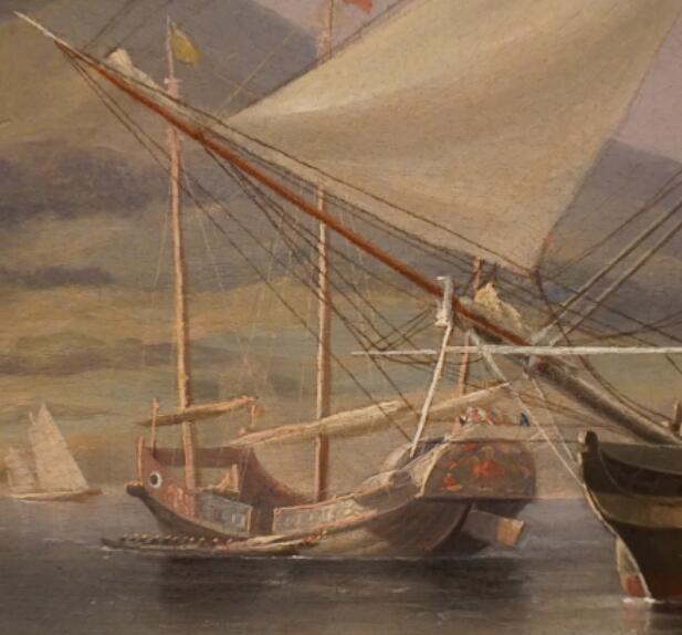 帆船,渔船,看到,多为,年青人 国内中式帆船的记录很少,近代的都是渔船或渔船改为运货,真正的货船在附上的博物... 香港海事博物馆收藏画上的中式货船 172148rzir6tmeutvemeqm