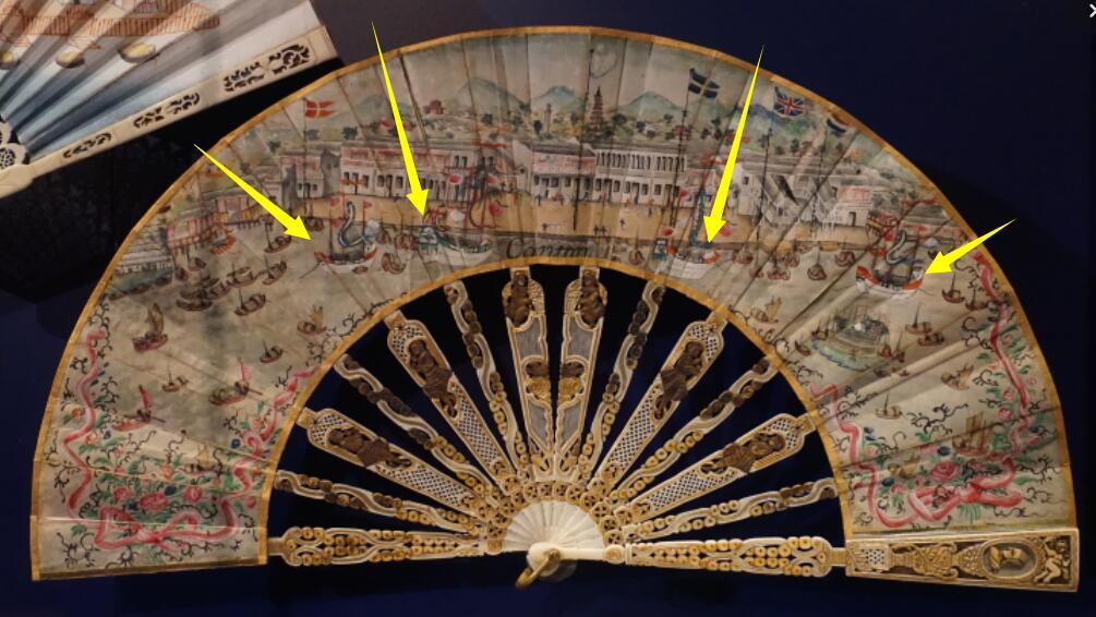 帆船,渔船,看到,多为,年青人 国内中式帆船的记录很少,近代的都是渔船或渔船改为运货,真正的货船在附上的博物... 香港海事博物馆收藏扇面上的中式货船 172156zlbpvpbphzh1hl48