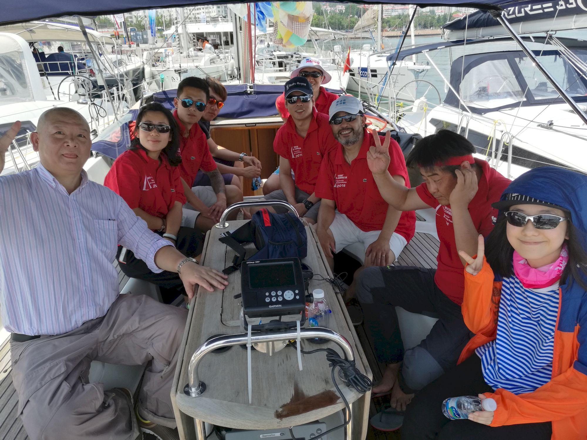 002-IMG_2778_千帆俱乐部我要航海网帆船队-2016威海-仁川国际帆船赛.JPG