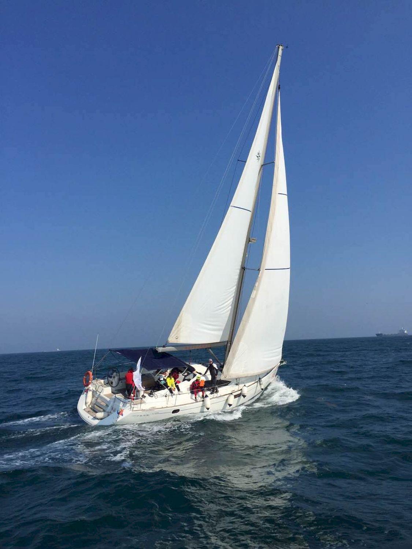 014-IMG_2742_千帆俱乐部我要航海网帆船队-2016威海-仁川国际帆船赛.JPG