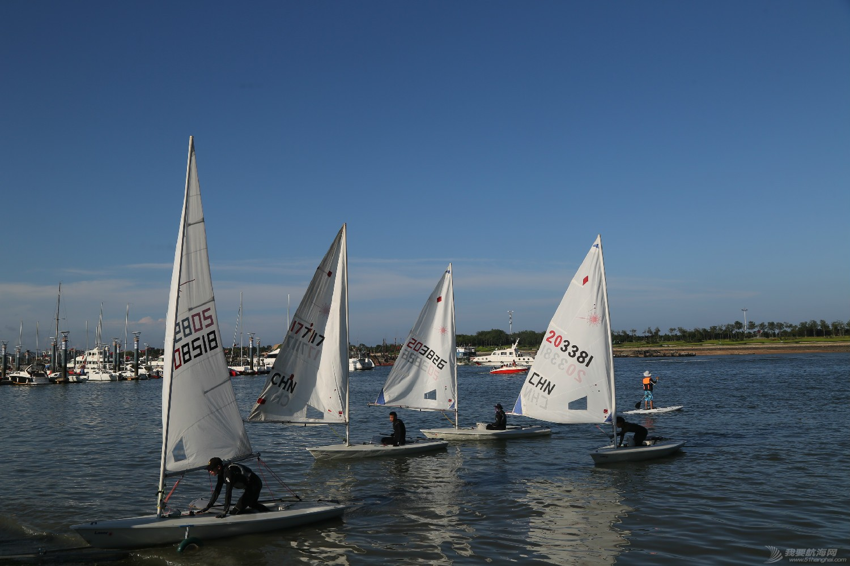 日照,一个,航海,始终,没有 心动,帆动—日照航海公益培训体验(一)初探世帆赛基地
