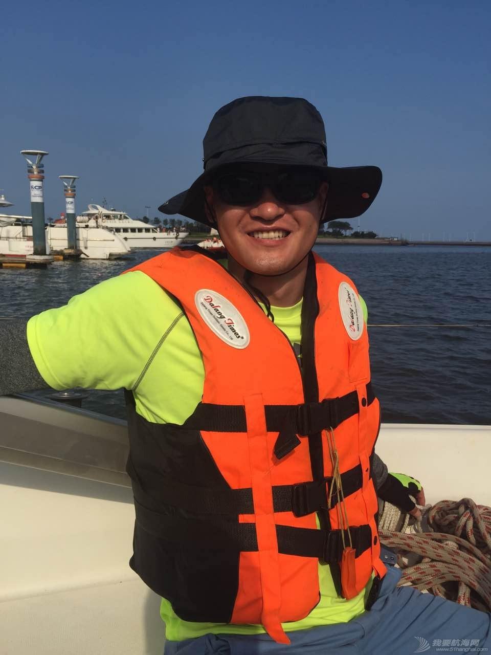 航海,日照,济南,开始,体验 全新的征程 -----日照公益航海